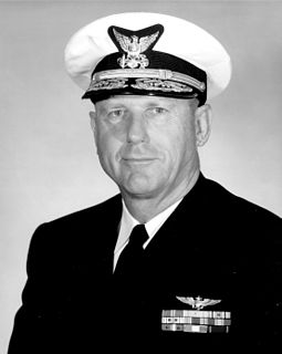 Chester R. Bender Commandant of the United States Coast Guard