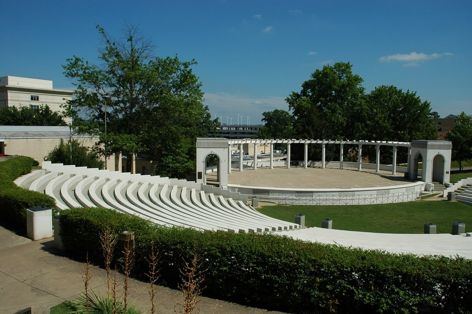 Chi Omega Greek Theater