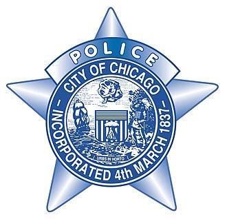 Hank Voight - Image: Chicago Police Logo