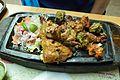 Chicken Tandoori Sizzler - Kabab Company - Kolkata 2015-11-01 6818.JPG
