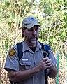 "Chief Ranger Brad with a ""Camera Stick"" (6286157455).jpg"