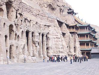 Yungang Grottoes - Cave 9