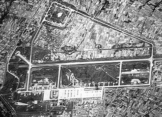 Taichung International Airport - Ching Chuan Kang Air Base Airfield.