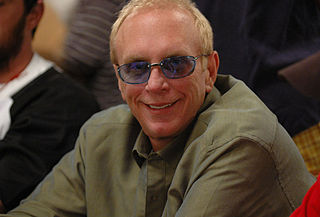 Chip Reese American poker player