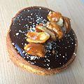 Chocolate Caramel Peanut Butter Tart (15717038736).jpg
