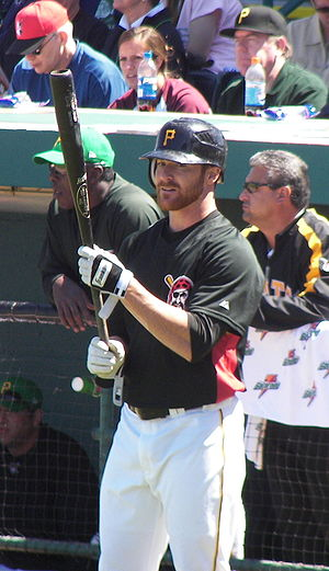Chris Duffy (baseball) - Duffy with the Pittsburgh Pirates