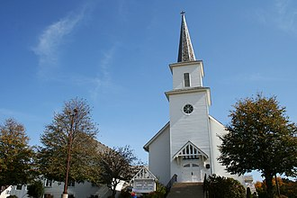 National Register of Historic Places listings in Dakota County, Minnesota - Image: Christiania Lutheran Free Church
