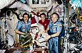 Christmas 1997 on the Mir Space Station.jpg