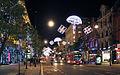 Christmas decorations on Oxford Street, London.jpg
