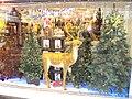 Christmas shop window, Birkenhead - DSC04921.JPG