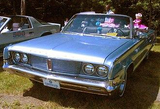 Chrysler Newport - 1965 Chrysler Newport Convertible
