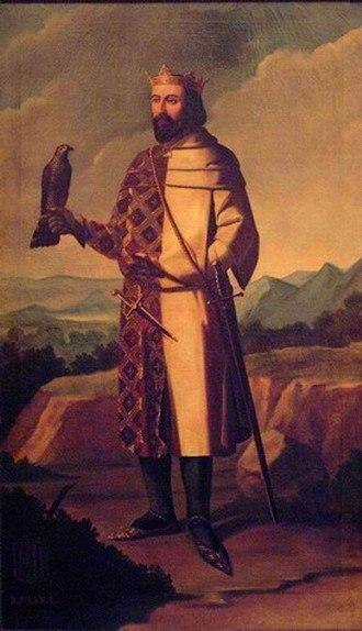 Prince of Girona - Image: Chuan I d'Aragón