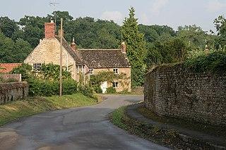 Lyndon, Rutland village in United Kingdom