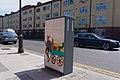 Church street (Dublin) - Street Art On Traffic Light Control Cabinet - panoramio (3).jpg
