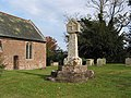 Churchyard Cross, St. John the Baptist's, Kings Caple - geograph.org.uk - 600636.jpg