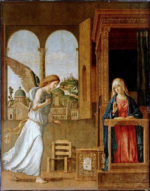 Annunciation (1495).