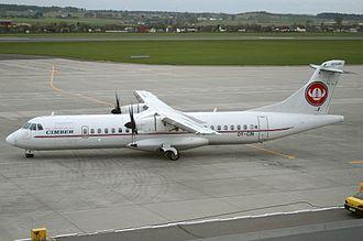 Cimber Sterling - Cimber Air ATR 72-500