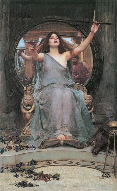 Picture of a book: Circe