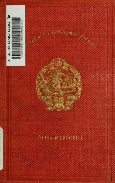 File:Claretie - Élisa Mercœur, 1864.djvu