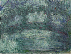 Claude Monet - The Japanese bridge - Google Art Project.jpg