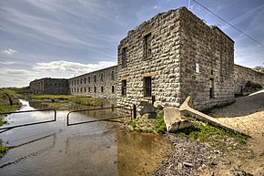 Cliffe Fort corner bastion.jpg