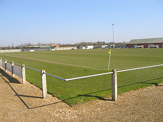 Fakenham Town F.C. - Clipbush Park, the club's home ground