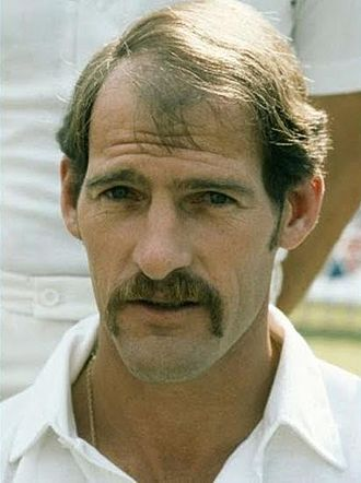 Clive Rice - Image: Clive Rice deur Wessel Oosthuizen