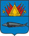Coat of Arms of Narym (Tomsk oblast) (1785).png