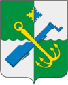 Coat of arms of Podporožjes rajons