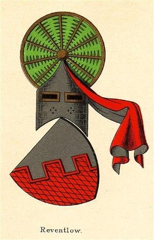 Reventlow - The Reventlow Coat-of-Arms