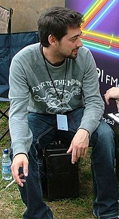 Colin Murray British broadcaster