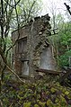 Collapsed winch house, Barcombe Colliery (17212815024).jpg