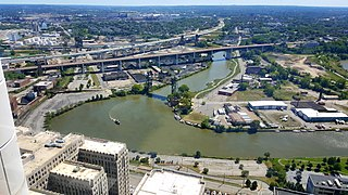 Cuyahoga River river in the United States of America
