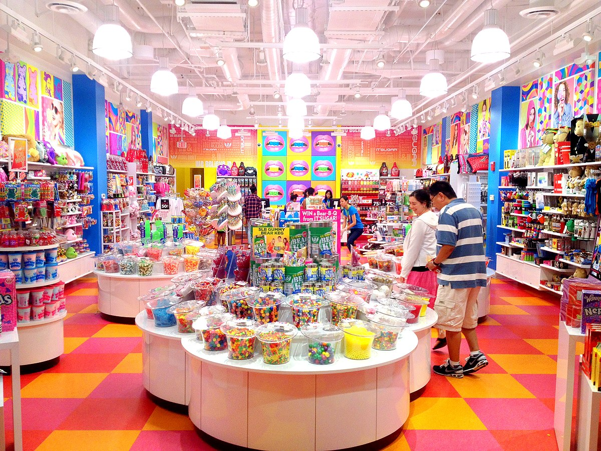 Confectionery store - Wikipedia