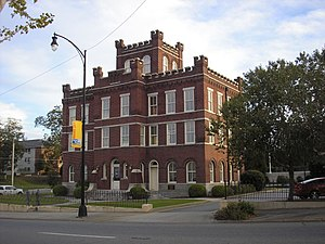 National Register of Historic Places listings in Colquitt County, Georgia - Image: Colquitt County Jail