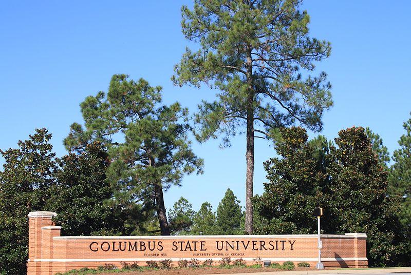 File:Columbus State University Entrance.JPG