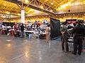 ComicConWizardWorld 2014 Hall 7.JPG
