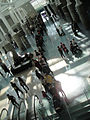 Comikaze Expo 2011 - the line through the South Hall lobby (6324612955).jpg