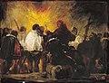 Comunión antes de la batalla o Procesión por Francisco de Goya.jpg