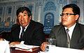 Conferencia de prensa de congresista Casio Huaire (6927000139).jpg