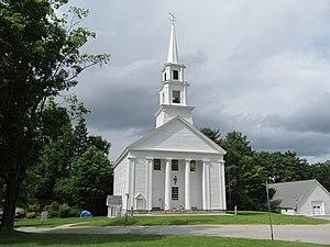 Phillipston, Massachusetts - Congregational Church