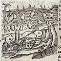 Conradus Lycosthenes, Prodigorum ac ostentorum chronicon. Wellcome L0031718.jpg