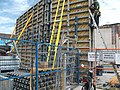 Construction at the NW corner of Front and Parliament streets, Toronto - panoramio (2).jpg