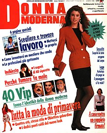 Donna Moderna - Wikipedia