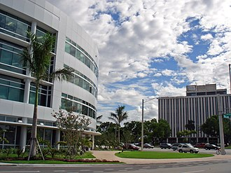 Coral Springs, Florida - Image: Coral Springs One Charter Place