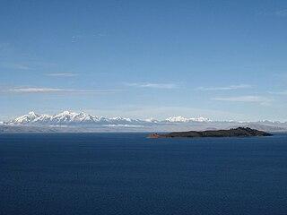 Cordillera Real (Bolivia) mountain range