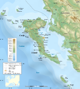 Corfu topographic map-en.svg