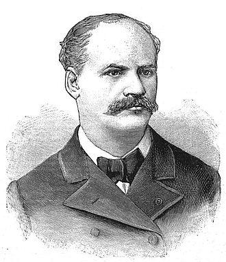 Cornelius Herz - Cornélius Herz in 1893