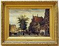 Cornelis Springer (1817-1891), Het Atheneum Illustre aan de Oudezijds Voorburgwal te Amsterdam, 1879, Olieverf op doek.JPG