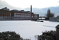 Corus in the snow - geograph.org.uk - 1771319.jpg
